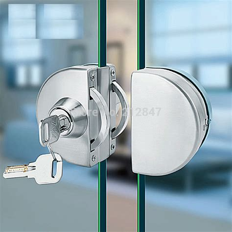 glass cabinet door locks popular swing glass door lock buy cheap swing glass door