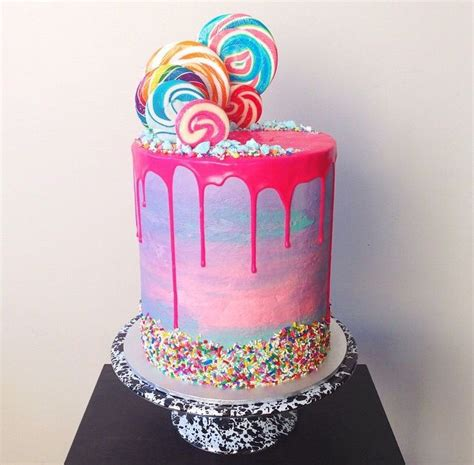 drip cake decorating  cake plate niagara park