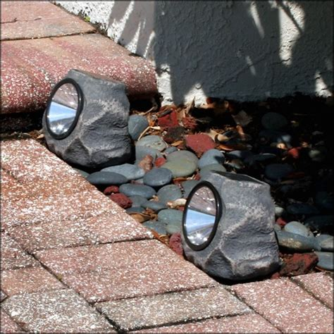 smart solar solar rock light 3345wrm1 best buy