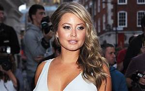 Former Strictly Come Dancing star Holly Valance in ...