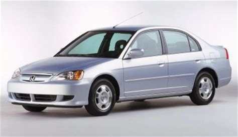 2003 honda civic hybrid review ratings specs prices and the car connection