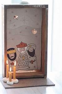 Welchen Bodenbelag Auf Alte Dielen : heilige drei k nige bernina blog heilige drei k nige weihnachten basteln krippe und diy ~ Watch28wear.com Haus und Dekorationen
