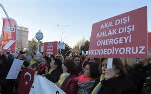 Turkey abandons child marriage bill following outrage ...