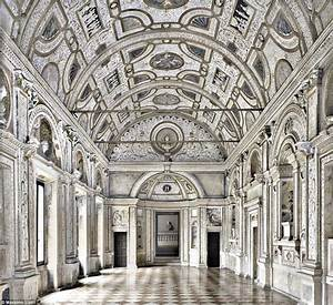 Inside the magnificent empty spaces of Europe's grandiose ...