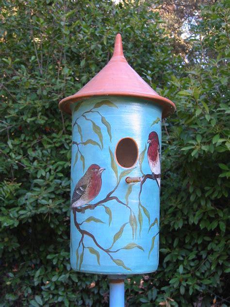 susan shelton ceramic artist bird houses