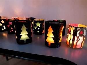 Lanterne De Noel : ce matin fabrication de lanternes de no l ensuite d co la m diath que cet apr s midi ~ Teatrodelosmanantiales.com Idées de Décoration