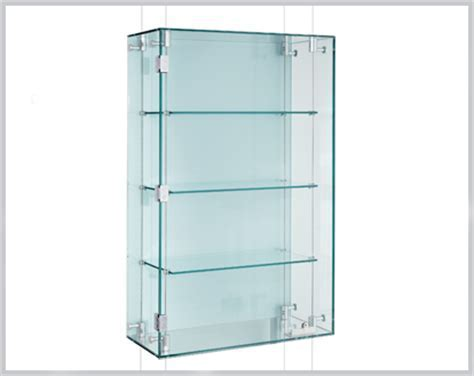 Glass Display Cabinets and Trophy Cabinets   Shopkit Group UK