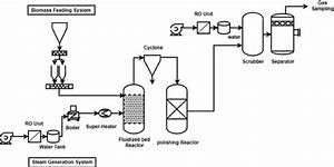 Process Flow Diagram Of The Pilot