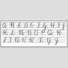 "How Do You Write Your Capital Cursive ""i""s? Fountainpens"