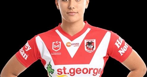 Official Telstra Women's Premiership profile of Shaylee ...