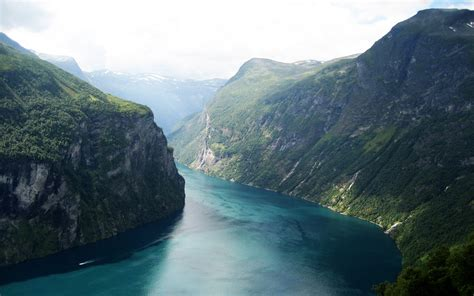 Beautiful Fjord Norway Wallpapers Hd Wallpapers Id 9926