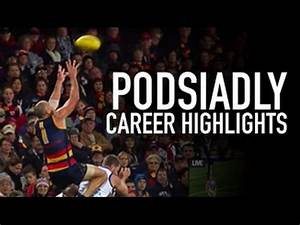 James Podsiadly career highlights - YouTube