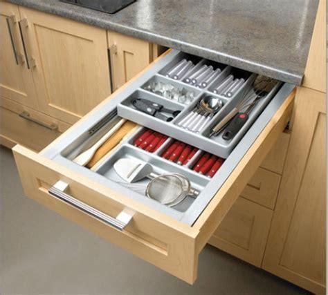 separateur de tiroir cuisine les rangements de tiroir