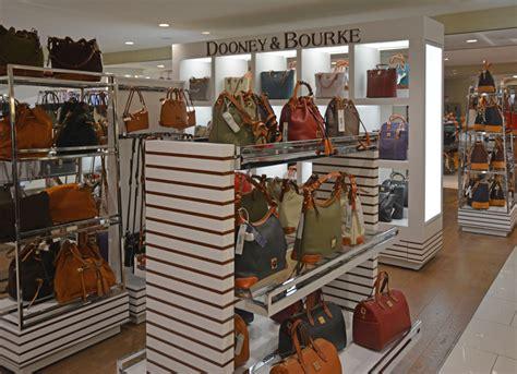 dooney burke store  store retail interior  visual