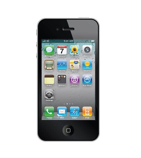 free iphone vector iphone 4 free vector graphics all free web