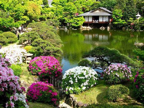 Японские сады в фотографиях  Лучшие фотографии со всего света