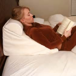 Wedge Pillows For Bed by Bed Wedge Support Pillow