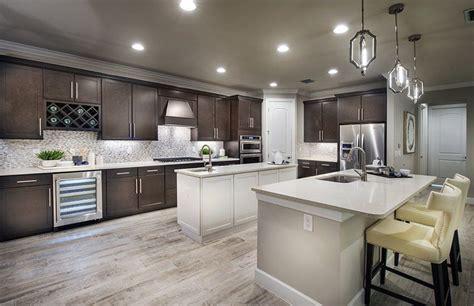 Kitchen Floor Ideas With White Cabinets - 27 amazing double island kitchens design ideas designing idea