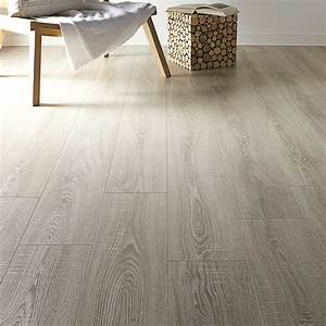 sol stratifie artens plus ep 12 mm decor chene trianon With parquet à clipser leroy merlin