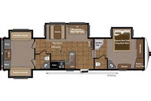 2015 montana mountaineer 345dbq floor plan 5th wheel