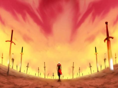 fatestay night unlimited blade works wallpaper
