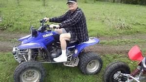 Pops Virgin Ride On 2000 Yamaha Warrior 350