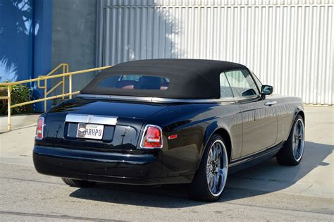 Rolls Royce Phantom Drophead Coupe For Sale by Original Owner 2008 Rolls Royce Phantom Drophead Coupe For