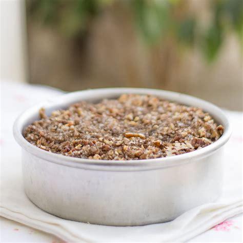 streusel coffee cake  butter cinnamon streusel coffee cake
