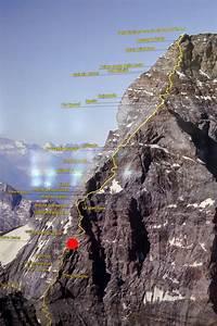 Lion ridge, Matterhorn (AD+, III+, 649m)