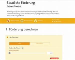 Arbeitnehmersparzulage Und Wohnungsbauprämie : f rderrechner aktion pro eigenheim ~ Frokenaadalensverden.com Haus und Dekorationen