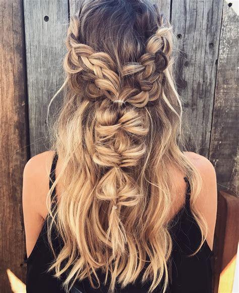 easy cool girl hairstyles medusa australia