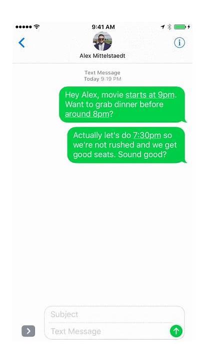 Text Messages Blocking Apple Hyperlinks Message Ios