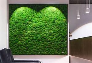 Pflanzen An Der Wand : wohnideen wandgestaltung maler geniessen statt gie en ~ Articles-book.com Haus und Dekorationen
