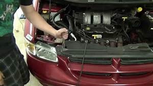 Replacing My A  C System 1998 Dodge Grand Caravan