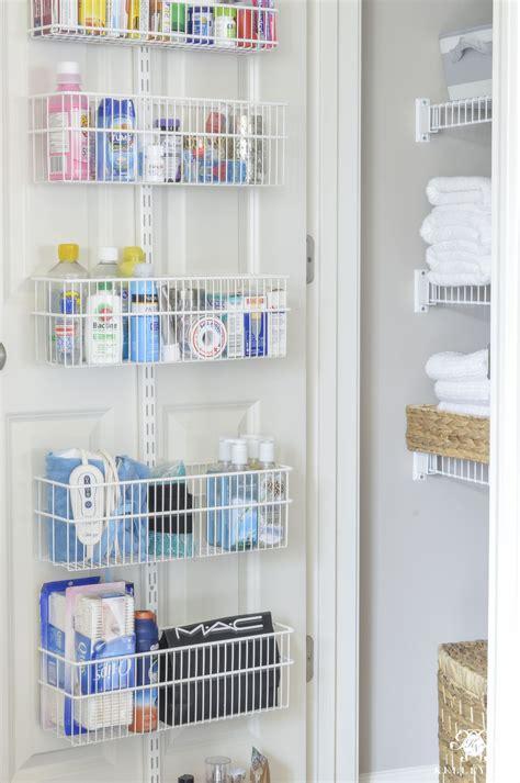 Bathroom Storage Systems by Organized Bathroom Linen Closet Anyone Can Kelley