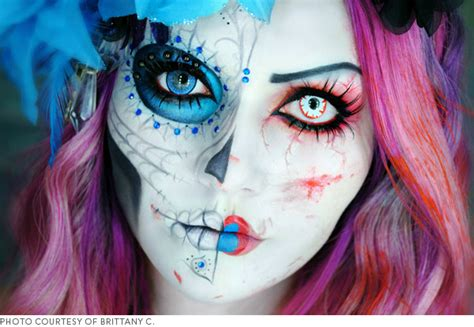 Cheap Prescribed Halloween Contacts by Halloween Contact Lenses Beautylish
