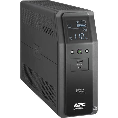 APC BackUPS Pro BR 1350VA Battery Backup & Surge BR1350MS