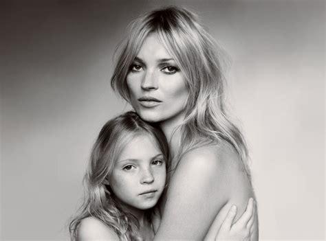 Kate Moss And Daughter Will Not Launch An Apparel Range At Debenhams Brandjam