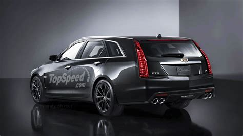 2019 Cadillac Ctsv Wagon  Top Speed