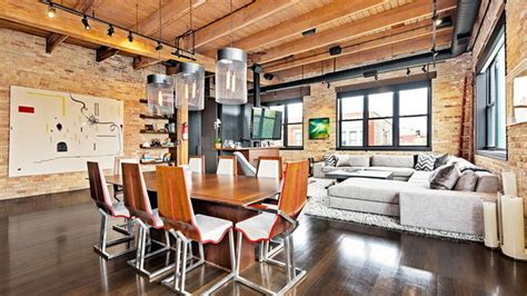 New York Loft Live It Style by Three Of The Loftiest Chicago Timber Lofts For Sale