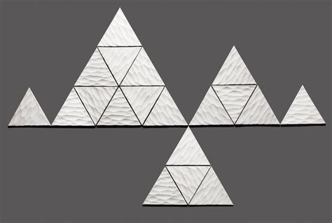 Customizable Triangle Tiles : triangle tiles