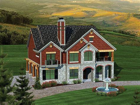 Unique Carriage House Plan # 020g