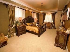 Elegant Master Bedroom. Elegant Master Bedroom Decorating ...