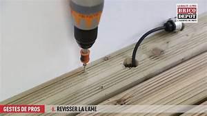 Eclairage Terrasse Bois : comment installer des spots encastrables sur une terrasse ~ Melissatoandfro.com Idées de Décoration