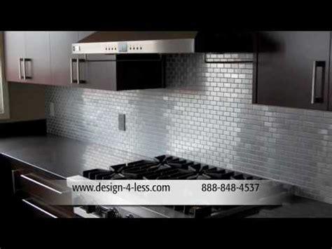 Steel Backsplash Tile Designer Tiles Backsplash Tile Glass