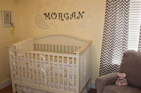 ambiance chambre bebe inspiration ambiance chambre bébé jaune