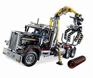 Lego Technic Camion : acheter un camion forestier lego technic 9397 sur robot ~ Nature-et-papiers.com Idées de Décoration