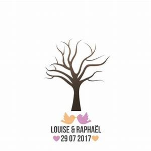 Arbre A Empreintes : arbre empreinte imprimer mod le louise ~ Farleysfitness.com Idées de Décoration