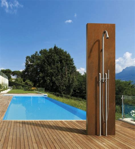Outdoor Showers To Suit All Budgets Travis  Toronto Star