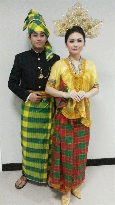 Baju Pengantin Adat Bugis Makassar Wwwmadreviewnet